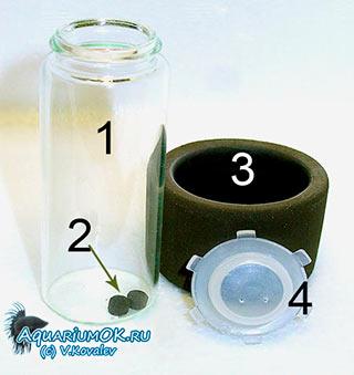 Как сделать оксидатор своими руками для аквариума