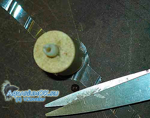 Изготовление инкубатора для икры малавийских цихлид своими руками