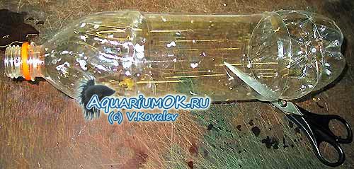 Изготовление инкубатора для икры африканских цихлид своими руками